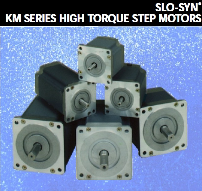 Superior electric slo syn motor kml for Superior electric slo syn motor